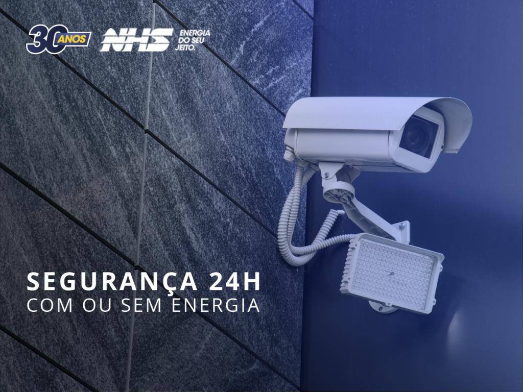 segurança 24h