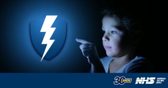 Crianças e eletricidade: todo cuidado é pouco